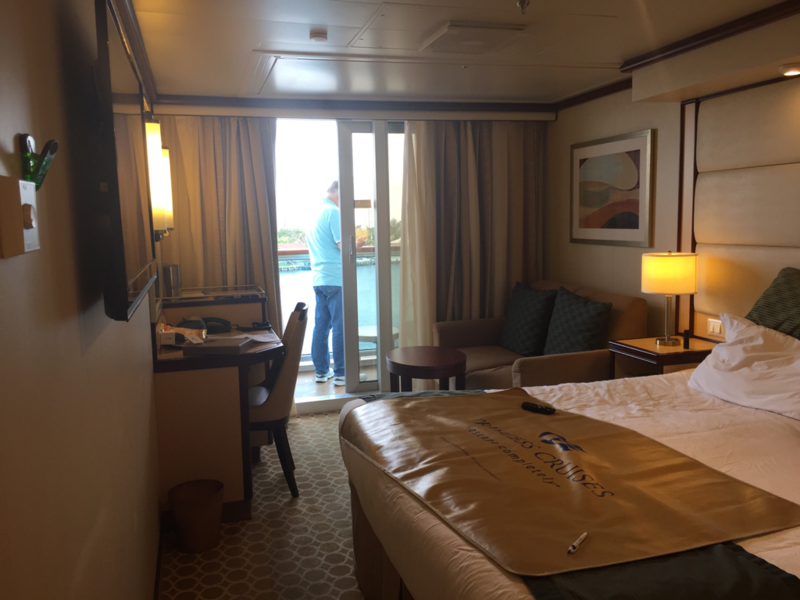 Deluxe Balcony Stateroom Cabin Category Db Royal Princess