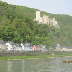 going down the Rhine