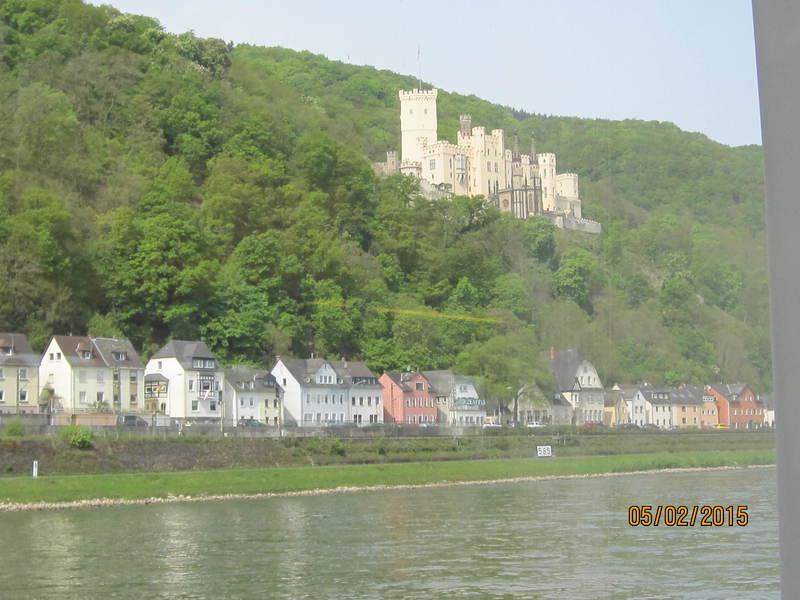 going down the Rhine - Viking Hlin