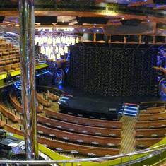 Theater on Costa Serena