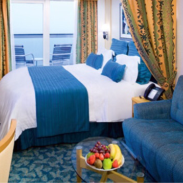 Superior Private Balcony Stateroom on Independence of the Seas