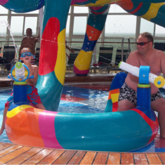 H20 Zone on Oasis of the Seas