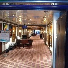 Main Hallway to Grand Spectrum