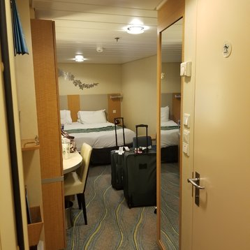 Interior Stateroom on Oasis of the Seas