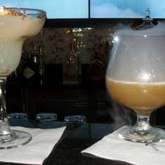 Awesome drinks aboard Celebrity Silhouette