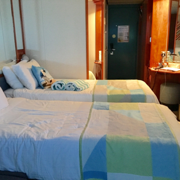 Mid-Ship Balcony Stateroom on Norwegian Dawn