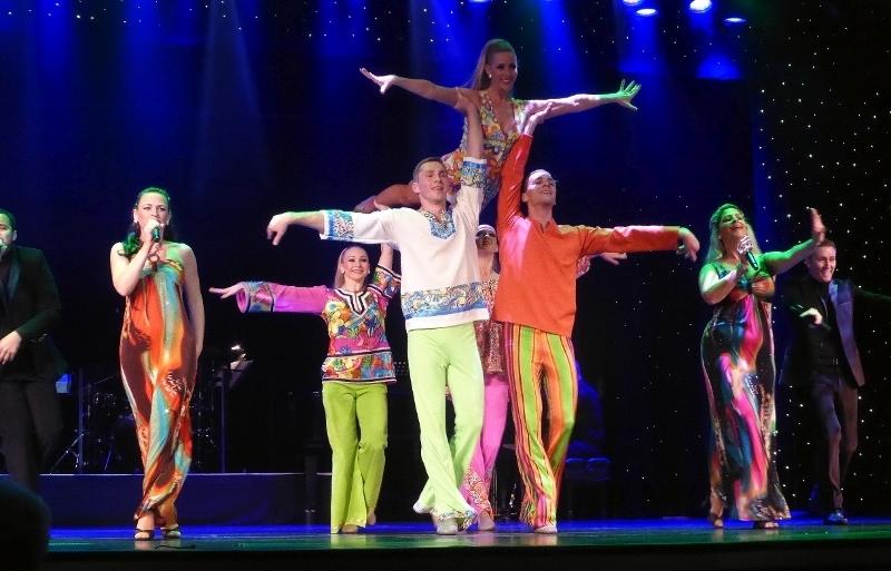 Singers & Dancers - Amsterdam