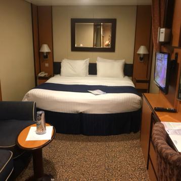 Interior Stateroom on Brilliance of the Seas
