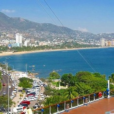 Acapulco, Mexico - Spirit in Acapulco