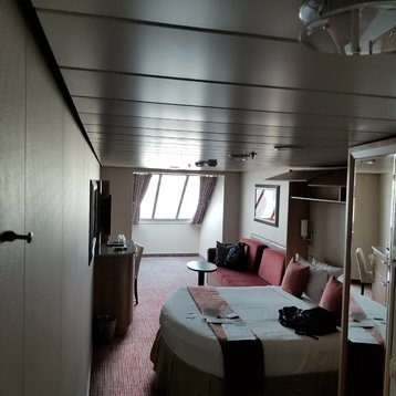 Oceanview Stateroom on Celebrity Silhouette