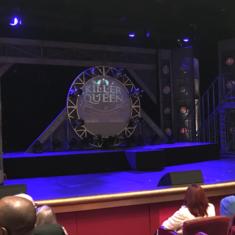 Footlights Theatre on Oceana