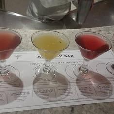 Martini Bar!