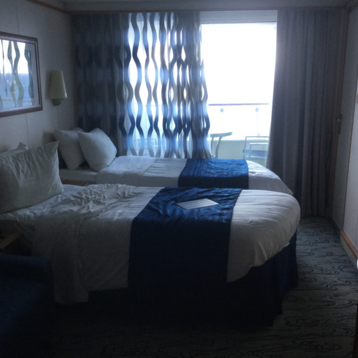 Superior Balcony Stateroom on Voyager of the Seas