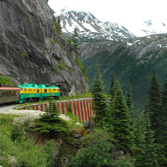 Skagway White Pass Railroad
