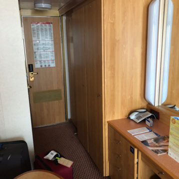 Premium Balcony Stateroom on Costa Deliziosa