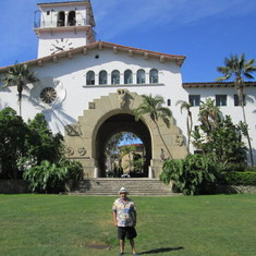 Santa Barbara, California - Santa Barbara City Hall