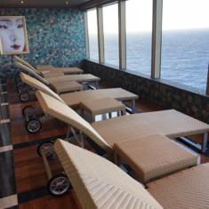Spa/Health Club on Costa Deliziosa
