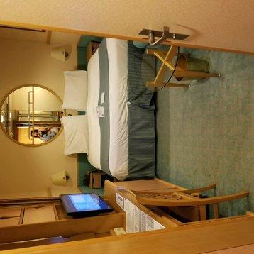 Interior Stateroom on Adventure of the Seas