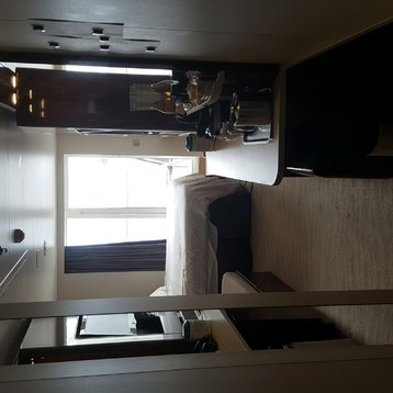 Mini-Suite with Large Balcony on Norwegian Breakaway