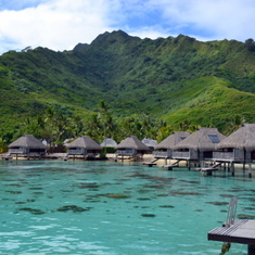 Hilton Moorea Resort & Spa overnight