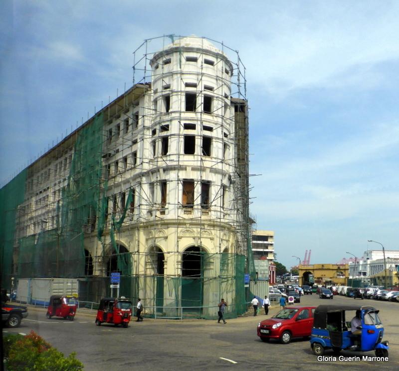 Building near Pettah Bazaar - Amsterdam