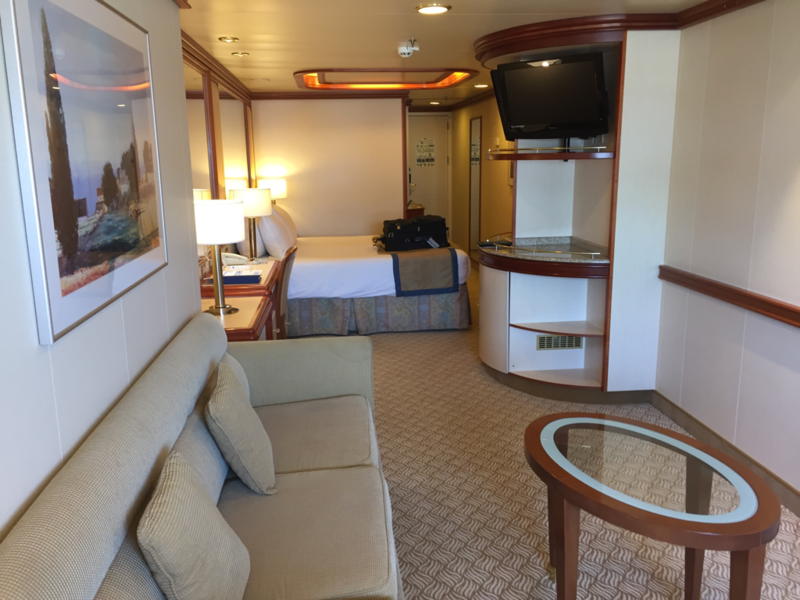 Mini Suite No Balcony Cabin Category My Island Princess