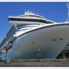 San Francisco, California - Crown Princess