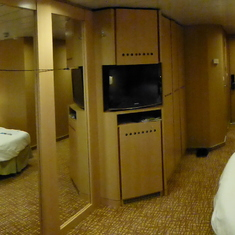Panoramic of room