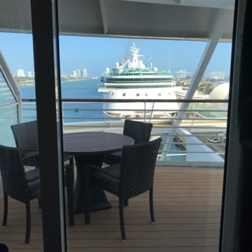 Royal Family Suite with Balcony on Adventure of the Seas
