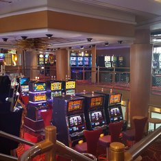 Casino Royale on Empress of the Seas