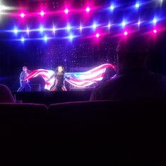 America show by the Playlist