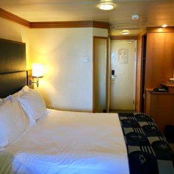 Deluxe Oceanview Stateroom with Verandah on Disney Magic