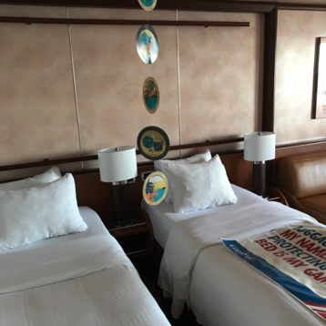Grand Suite on Carnival Imagination