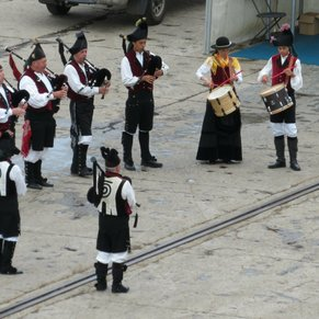 El Ferrol Port Farewell!