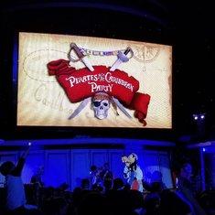Funnel Vision on Disney Magic