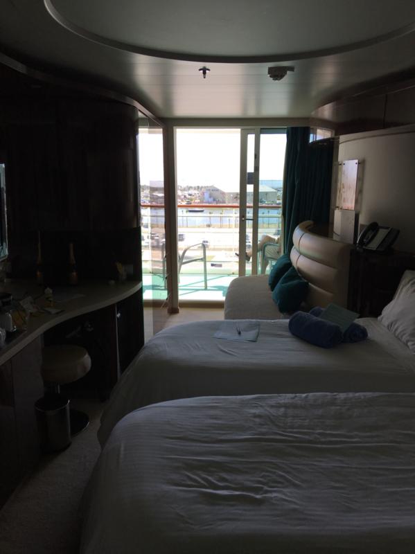 Balcony Cabin 9228 On Norwegian Epic Category Bs