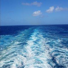Running Track on Harmony of the Seas