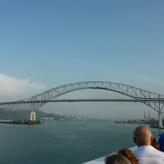 Bridge of the Americas, Panama City