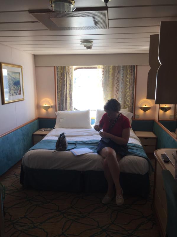 Oceanview Cabin 3582 On Rhapsody Of The Seas Category Sh