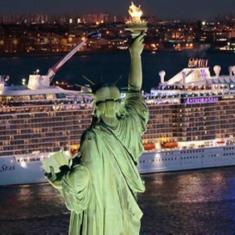 Next Cruise on Anthem of the Seas