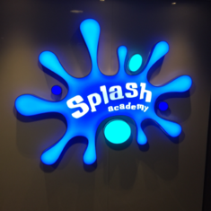 Splash Academy on Norwegian Escape