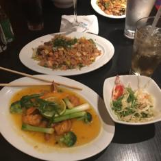 Lotus Garden Asian Restaurant on Norwegian Pearl