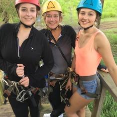 Ziplining!!!