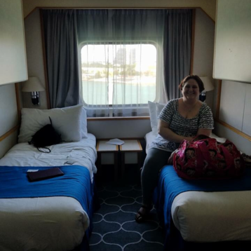 Oceanview Stateroom on Empress of the Seas