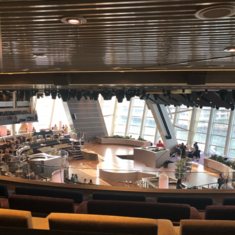 The Café @ Two70 on Ovation of the Seas