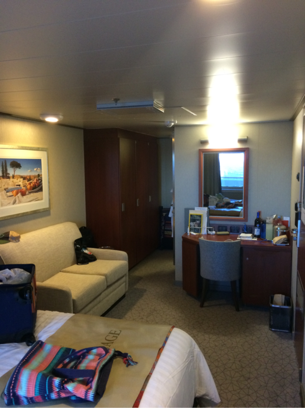 Oceanview Cabin 6004 On Nieuw Amsterdam Category Sf