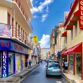 Fort De France Martinique Cruise Port Cruiseline Com