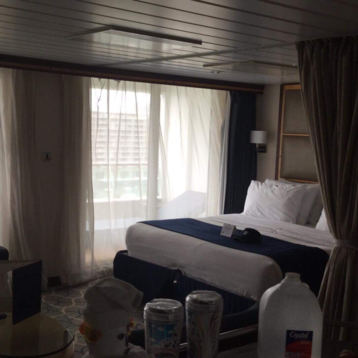 Grand Suite with Balcony on Voyager of the Seas