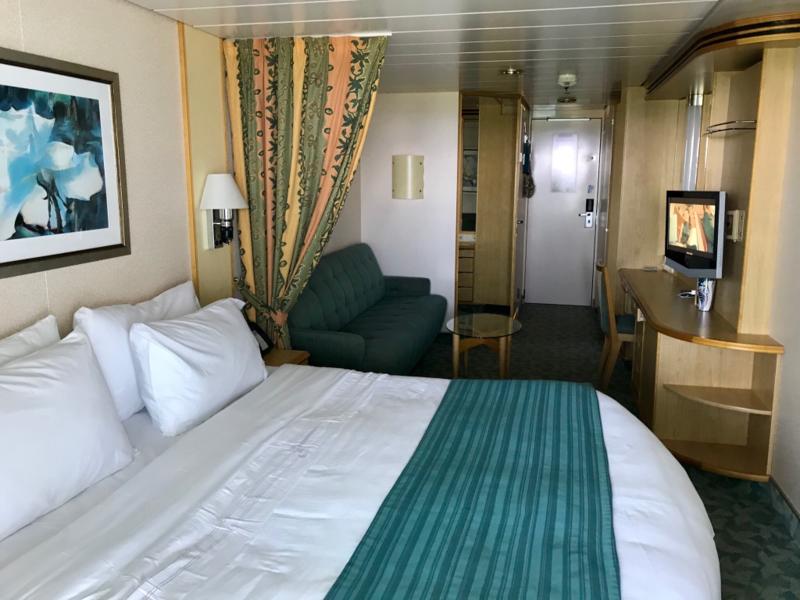 Balcony Cabin 1318 On Freedom Of The Seas Category 2b