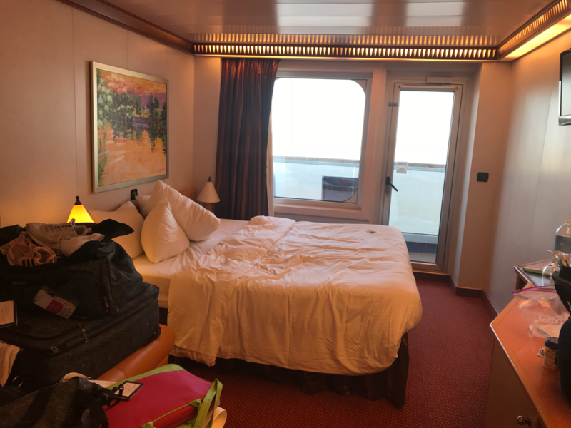 Cruise Ship With King Size Beds